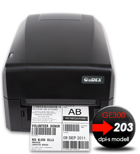 Godex GE300